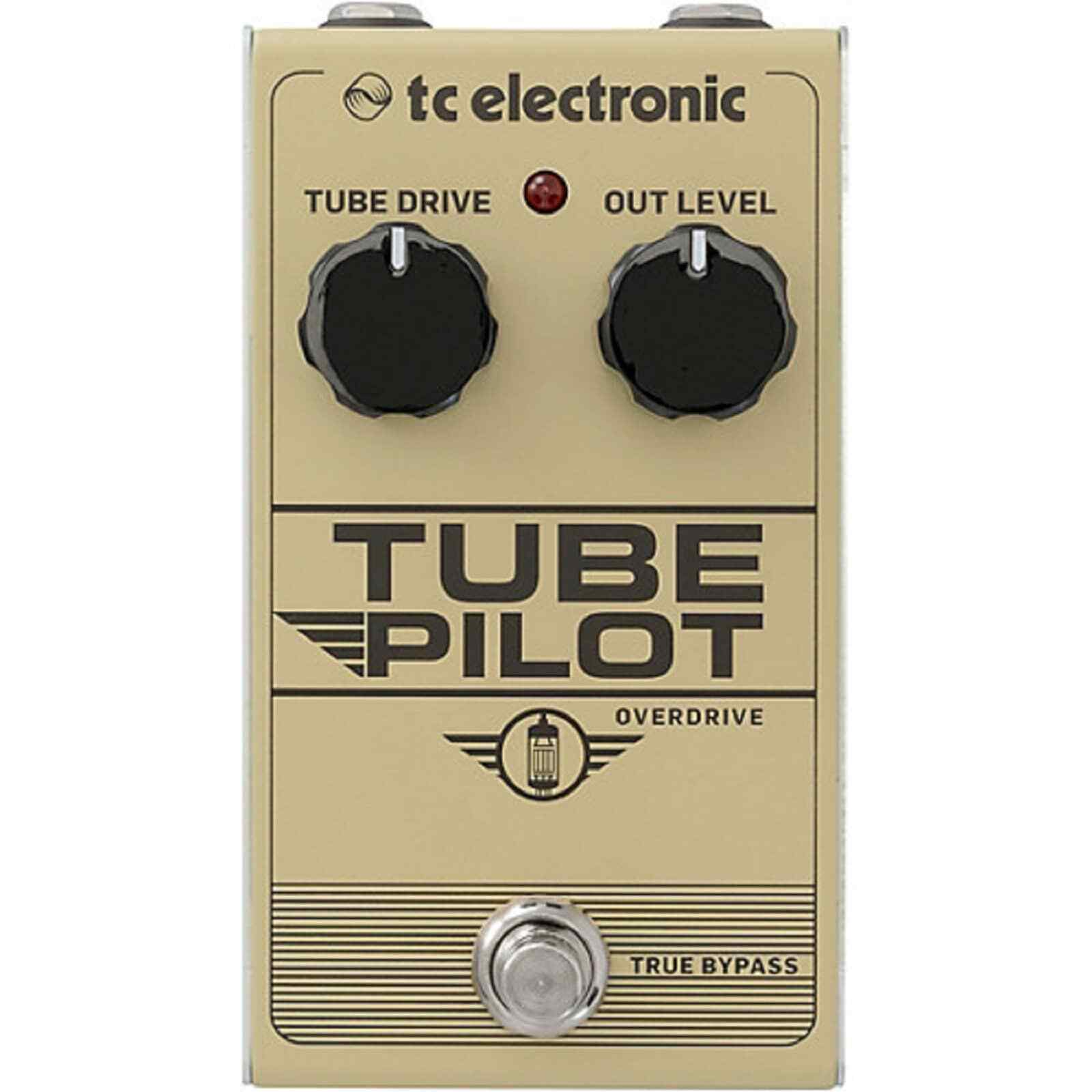 TC Electronic Tube Pilot Overdrive Guitar Pedal