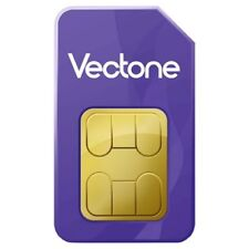 VECTONE MOBILE FRANCE CARTE SIM PREPAYEE Réseau SFR GSM FRENCH PREPAID CARD FR