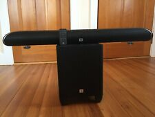 8e4d0fbb9c8 item 3 JBL CINEMA SB250 SOUNDBAR with SUBWOOFER -JBL CINEMA SB250 SOUNDBAR  with SUBWOOFER