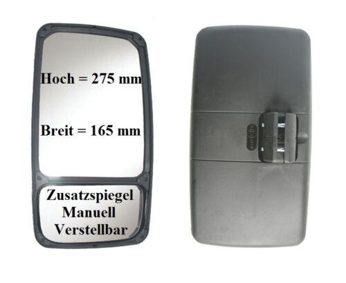 Außenspiegel Spiegel Rückspiegel Traktor Lamborghini EGO ø16-24 mm links kombi