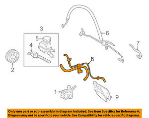 Toyota Oem 9802 Corolla Power Steeringreservoir Tank Hose. Is Loading Toyotaoem9802corollapowersteeringreservoir. Toyota. 2010 Toyota Corolla Power Steering Diagrams At Scoala.co