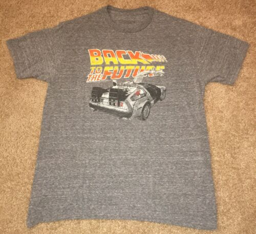 Back to the Future Movie T-Shirt, Size Large