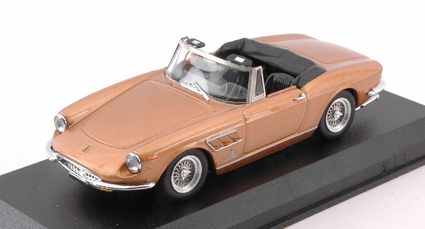 Ferrari 330 Gts 1967 Nocciola Metallic 1 43 Model BEST MODELS