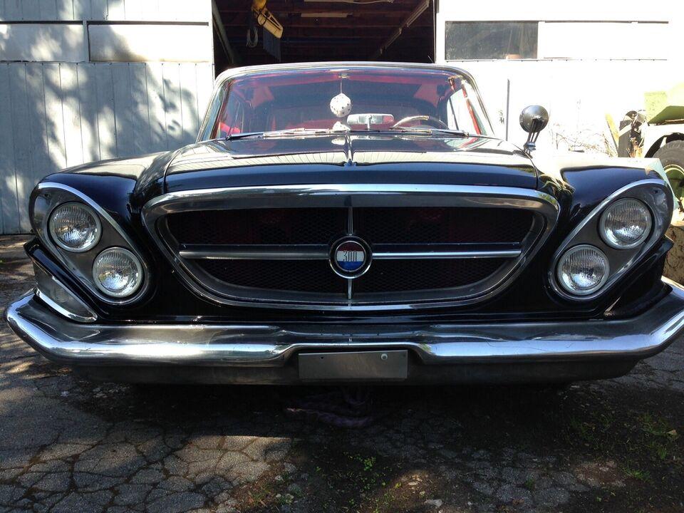 Chrysler 300 Convertible, Benzin, aut. 1962