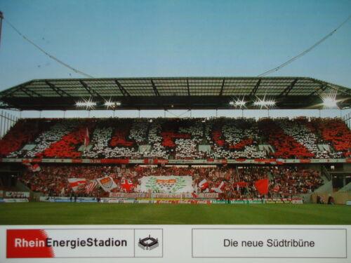 Stadionpostkarte Rhein Energie Stadion Köln # Südtribüne