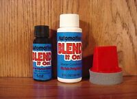 Grey Automotive Blend It On 1oz Touch Up Kit Leather Car Seat Refinish