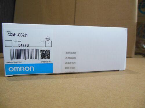 OMRON MODULE CQM1-OC221 CQM1OC221 NEW