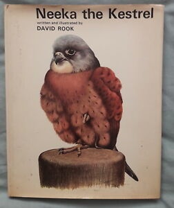 NEEKA-THE-KESTREL-BY-DAVID-ROOK-1967-1ST-EDITION