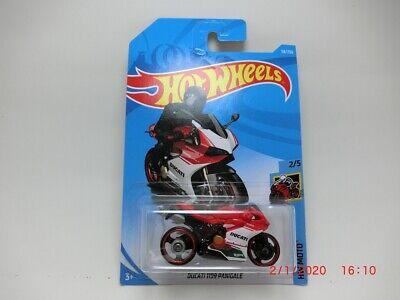 Short Card 2019 Hot Wheels Ducati 1199 Panigale Blue 2//5 HW Moto 58//250
