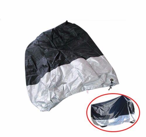 RainPro Motorcyle Protection Cover Rain Water Sun UV Dust Proof Medium