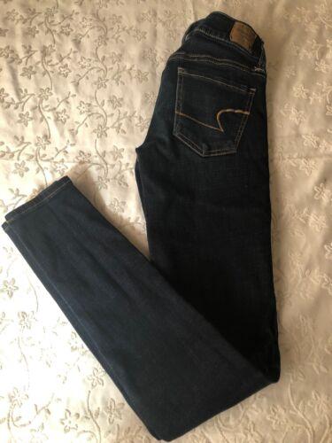 Womens Nay Jeans Color Nouveau Blue Eagle Brand 0 American size wFwqf