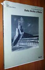 19475 G.B.M. Falcone - Dalla Sicilia a Malta - Electa 1997