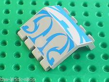 LEGO Star Wars Hinge panel ref 2582px1 / Set 7161 Gungan Sub