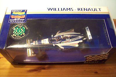 Appena 1/18 Williams Renault Fw19 Jacques Villeneuve Sr. Renault 6 * Champ-mostra Il Titolo Originale