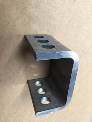 Brinly Sleeve Hitch Adaptor with 3 holes