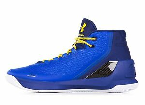 Men-Under-Armour-Curry-3-034-Dub-Nation-Heritage-034-Blue-Yellow-1269279-400