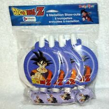 Dragon Ball Z Comics 48 Kids Childrens Boys Party Supplies Favors Blow-Outs