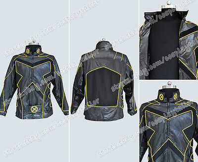 X Men Cosplay Wolverine Costume Accurate Designed  Jacket Sporty Halloween