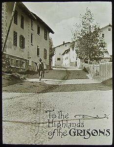 Glass Magic Lantern Slide SWISS GRISSONS TITLE C1910 PHOTO SWITZERLAND VILLAGE - Cornwall, United Kingdom - Returns accepted Most purchases from business sellers are protected by the Consumer Contract Regulations 2013 which give you the right to cancel the purchase within 14 days after the day you receive the item. Find out more about - Cornwall, United Kingdom