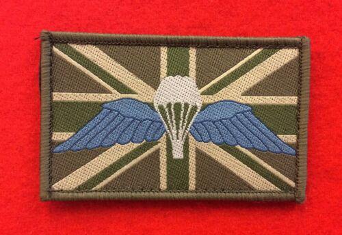 PARA Wings TRF ID UBACS Ospey Patch PARA Combat Morale Patch PARA Union Jack
