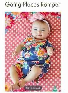 22a7c8b0d Matilda Jane Going Places Romper Size 18-24 Months NWT In Bag Baby ...