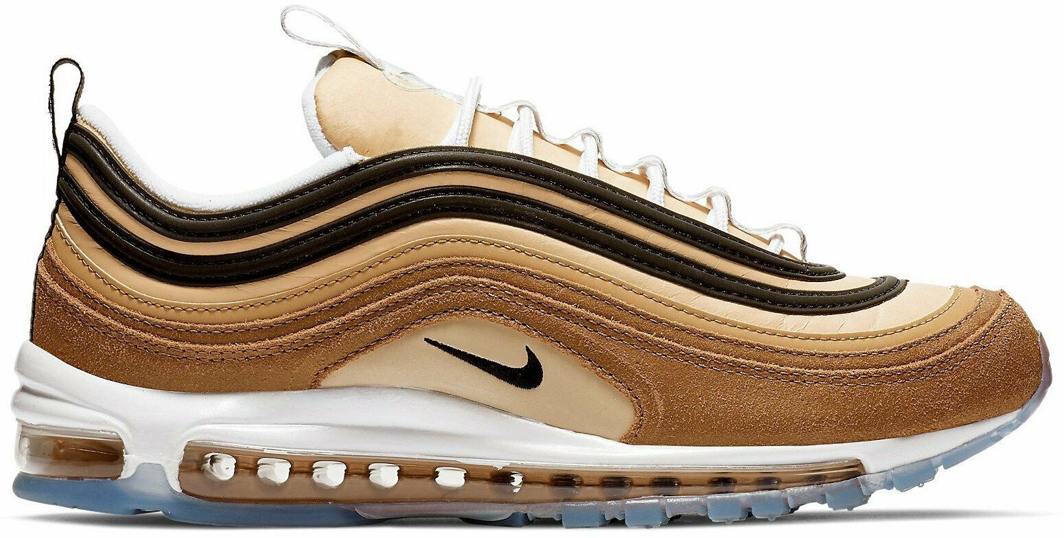 4f911996e5f39 Men s Nike Air Max 97 Barcode Athletic Fashion Casual Sneakers ...