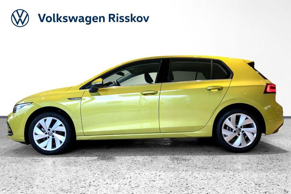 VW Golf VIII 1,5 eTSi 150 Style DSG Benzin aut. Automatgear