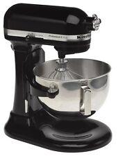 NEW KitchenAid KV25G0XOB Professional 5Qt Plus Stand Mixer - 450 W, Black