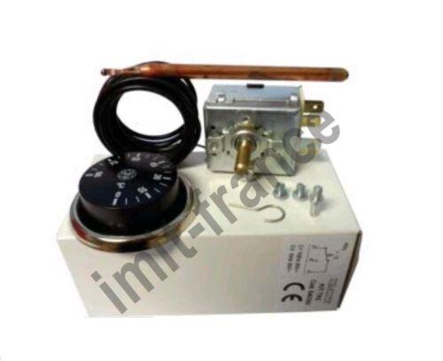 Aquastat Imit Tr2 0//90 °C Kit Thermostat Heizung Heizkessel Luftführungsgitter