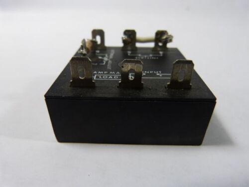 ABB TSS422 Single Shot Timer Module 0.5-60sec 120VAC  USED
