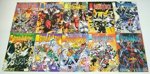 Stormwatch-0-amp-1-50-VF-NM-complete-series-5-more-WARREN-ELLIS-the-authority