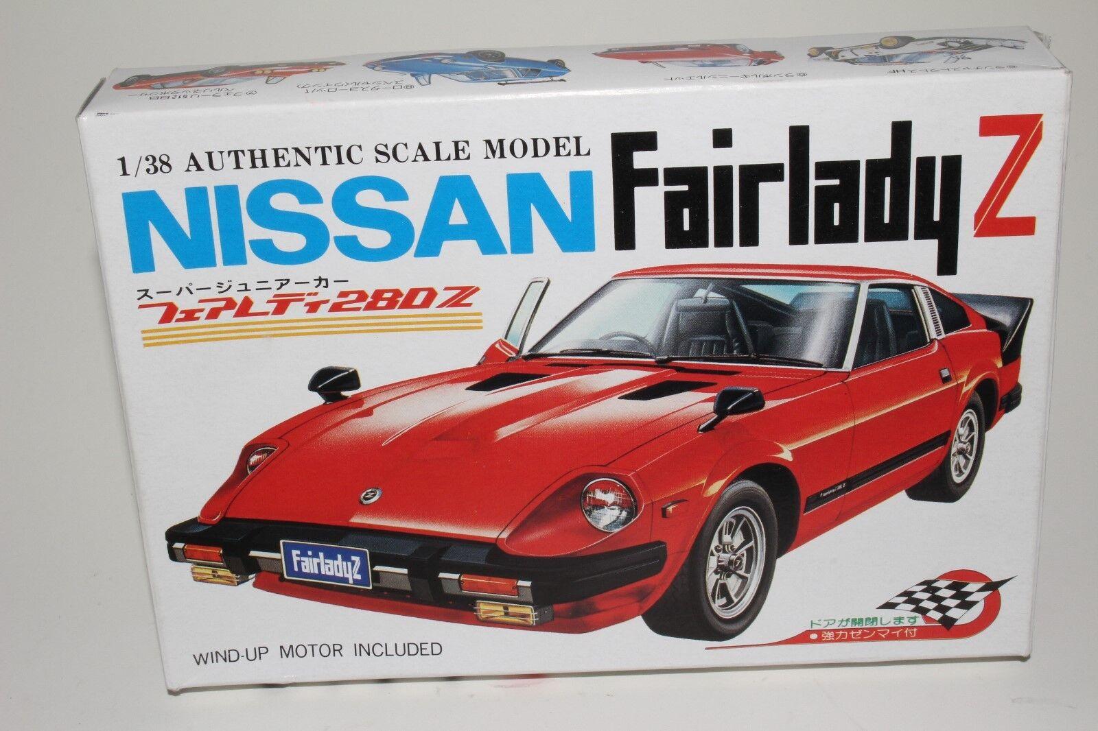 Kawai Japan Japan Japan 1 38 Datsun NISSAN FAIRLADY Z DATSUN 280 Model Car Kit 73d767