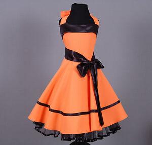 rockabilly 50er jahre stil m dchen petticoat kleid gr 104. Black Bedroom Furniture Sets. Home Design Ideas