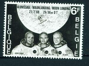 Image Is Loading Belgium US Space Apollo 11 First Man On