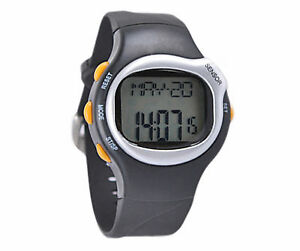 Pulse-Heart-Rate-Monitor-Calories-Counter-Fitness-Watch-Brand-New-US