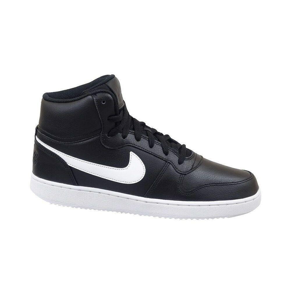 Nike Ebernon Mid AQ1773002 schwarz