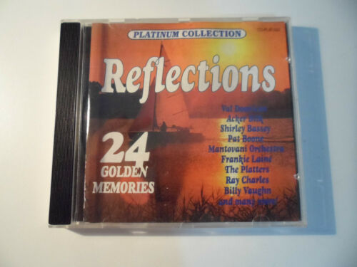 1 of 1 - Reflections 24 Golden Memories - CD - edc