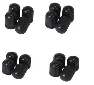 lot-de-Bouchon-Capuchon-de-valve-d-039-air-en-plastique-noir-pour-Auto-Moto-Velo-bmx