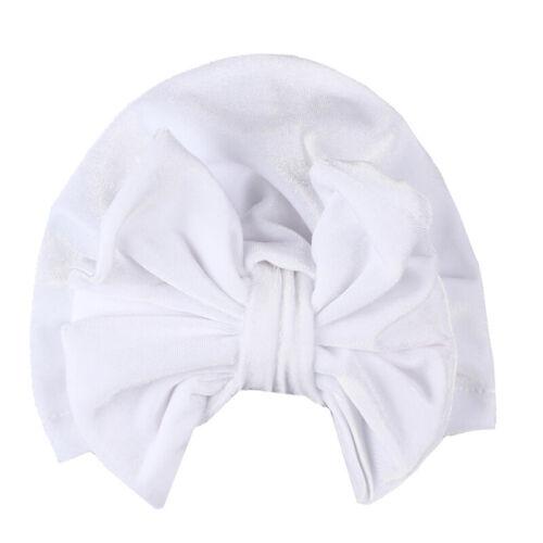 Details about  /Girl Kids Turban Headwrap Headband Cap Indian Newborn Baby Beanie Hat Headwear