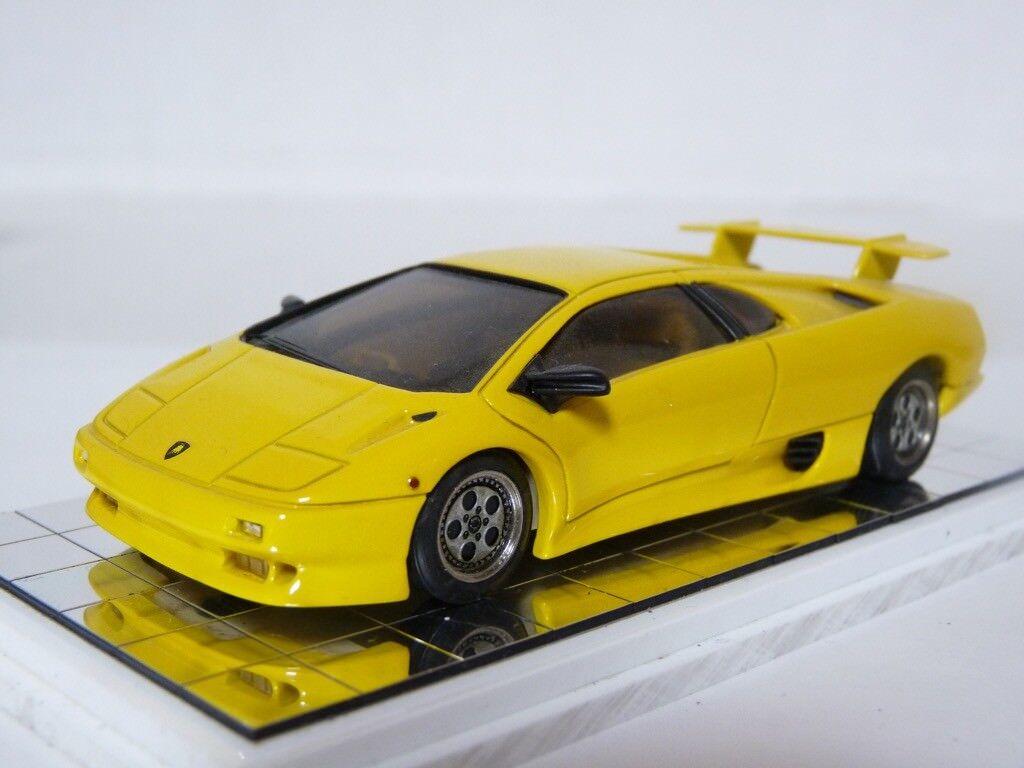 Heco 179  M 1 43 1990 Lamborghini Diablo résine fait main modèle de voiture  100% livraison gratuite
