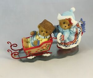 CHERISHED-TEDDIES-Rab-amp-Ria-H-ca-11-cm-4013423-Sammlerfiguren-Baeren