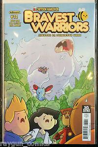 Bravest-Warriors-32-VF-1st-Print-Boom-Studios-Comics