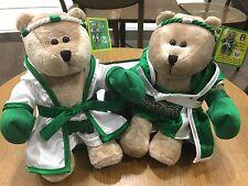 starbucks limited Thailand 2016  Muay Thai costume bearista