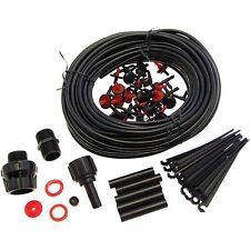 71pc Micro Sistema de irrigación suspensión de la cesta de riego Kit Set De Riego Por Goteo 23m
