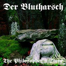 """DER BLUTHARSCH The Philosopher's Stone - LP + 7"""" - Ltd. 451 - Red Vinyl"""