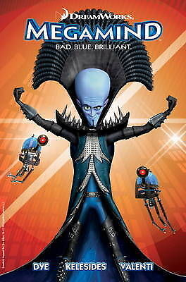 Megamind: The Movie Graphic Novel by Titan Books Ltd (Paperback, 2010)
