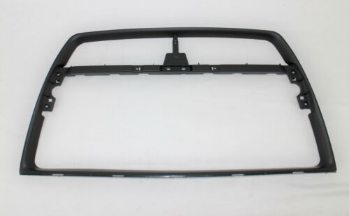 2008-17 Mitsubishi Lancer Evolution black Grille Surround