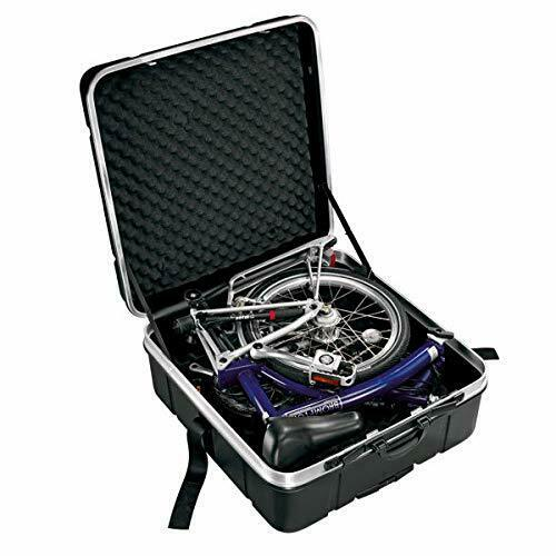 B&W New Brompton Premium Hard Travel Case