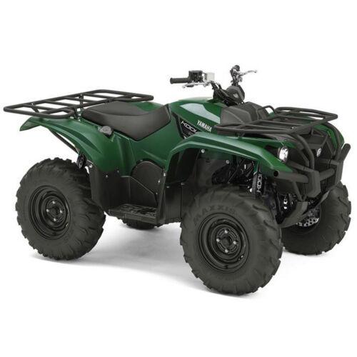 Green Shock Covers Yamaha BigBear Grizzly Kodiak 400 450 660 700 *New edition*