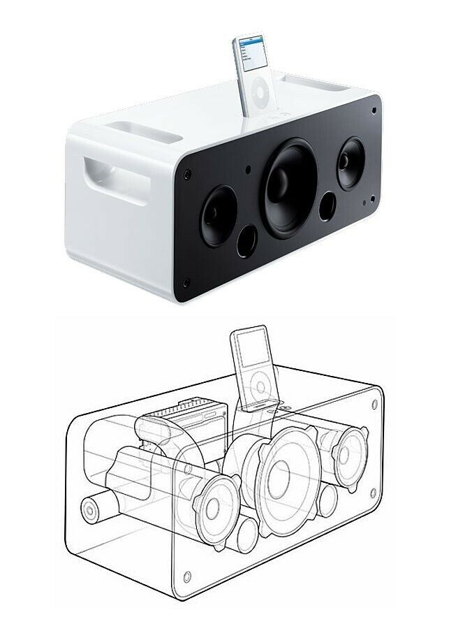 Højttaler, Apple, BLUETOOTH speaker unit
